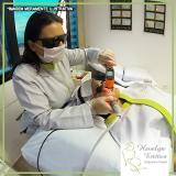 clínica com radiofrequência para celulite e flacidez Jardim América