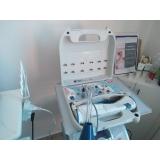 clínica de limpeza de pele profunda com extração de cravos Jardim Record