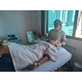 clínica de limpeza de pele profunda cravos Jardim Maria Rosa