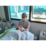 clínica de limpeza profunda de pele com muito acne Jardim Umarizal