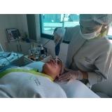 clínica de limpeza profunda pele Parque Assunção