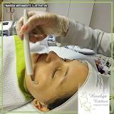 clinica de peeling químico para rosto Parque Albina