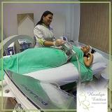 tratamento de criolipólise