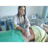 drenagem linfática corporal