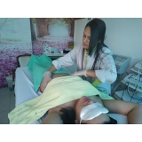 massagem drenagem linfática Jardim Leme