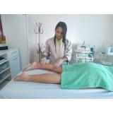 massagens drenagens linfáticas Parque Assunção