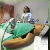 onde tem clínica de tratamento de criolipólise Vila Indiana