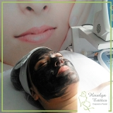 peeling diamante acne Vila Indiana