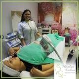 profissional de tratamento estético criolipólise Morumbi